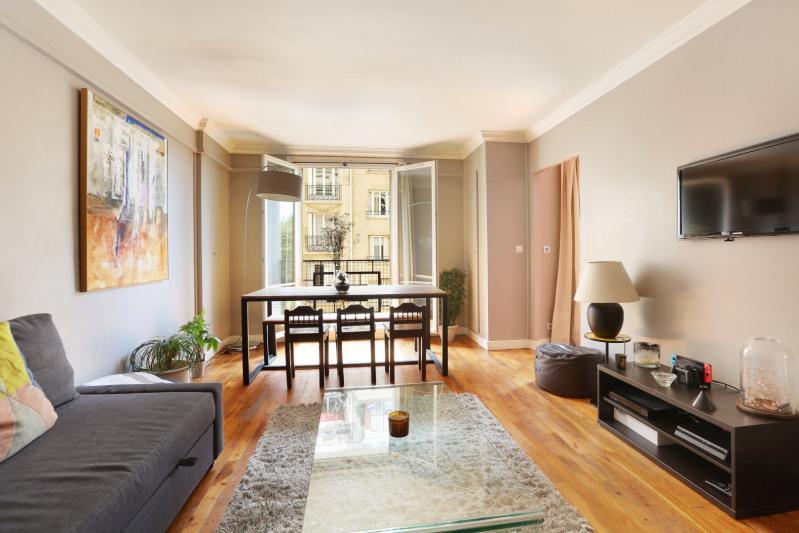 Vente de prestige appartement Paris 17ème 570000€ - Photo 1