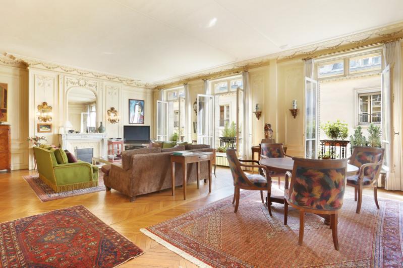 Immobile residenziali di prestigio appartamento Paris 7ème 4100000€ - Fotografia 3