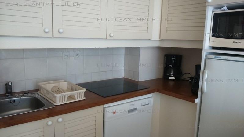 Alquiler vacaciones  apartamento Lacanau-ocean 355€ - Fotografía 3