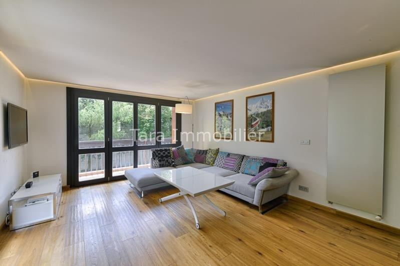 Vente de prestige appartement Chamonix mont blanc 650000€ - Photo 1