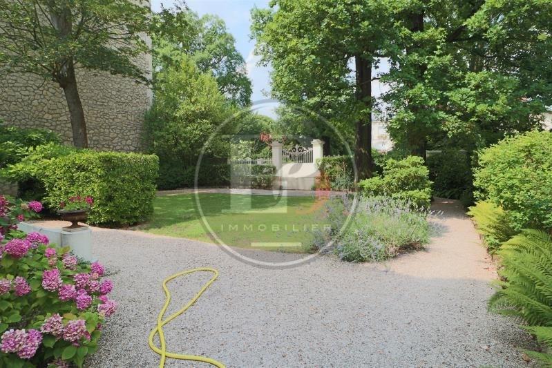 Revenda residencial de prestígio casa Le vesinet 1510000€ - Fotografia 2