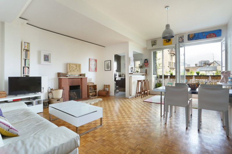 Immobile residenziali di prestigio appartamento Paris 16ème 885000€ - Fotografia 1