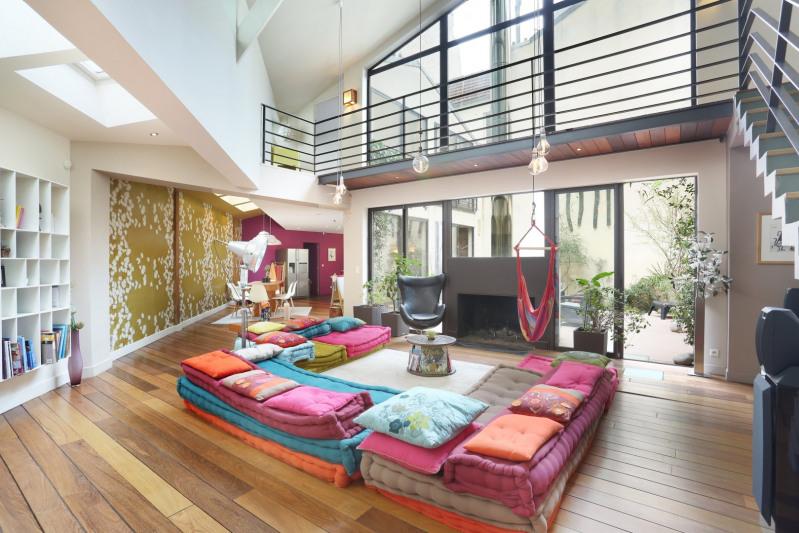 Revenda residencial de prestígio loft Paris 15ème 4495000€ - Fotografia 4