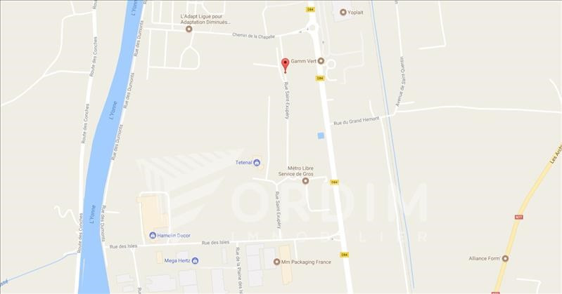 Location local commercial Moneteau 4200€ HC - Photo 13