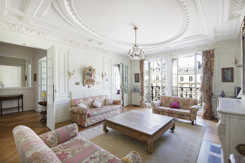 Vente de prestige appartement Paris 16ème 3570000€ - Photo 2