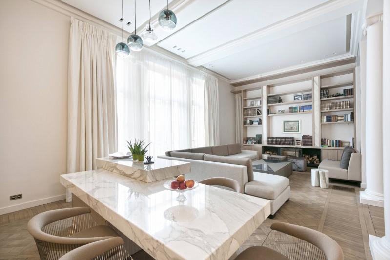 Revenda residencial de prestígio palacete Boulogne-billancourt 3800000€ - Fotografia 8