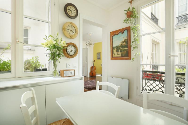 Verkoop van prestige  appartement Paris 4ème 735000€ - Foto 4