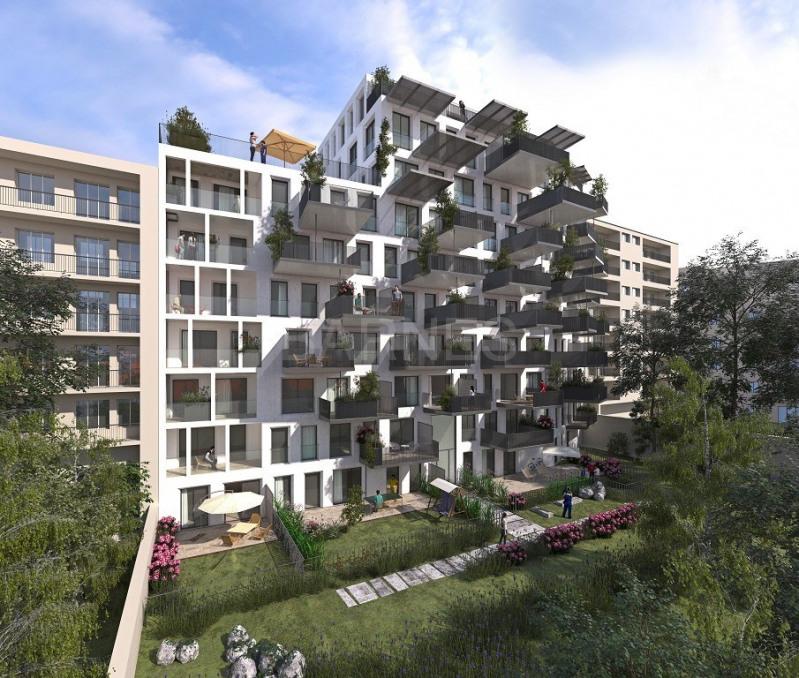 Deluxe sale apartment Villeurbanne 550000€ - Picture 1