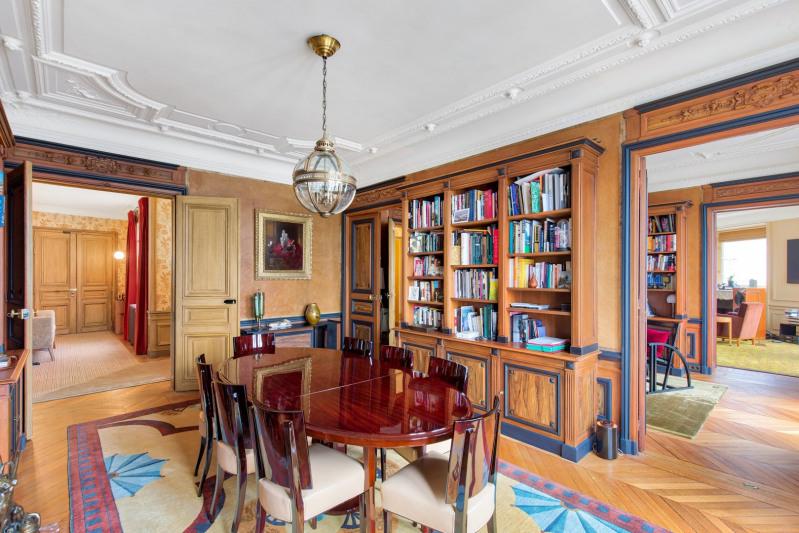 Venta de prestigio  apartamento Paris 7ème 5850000€ - Fotografía 13