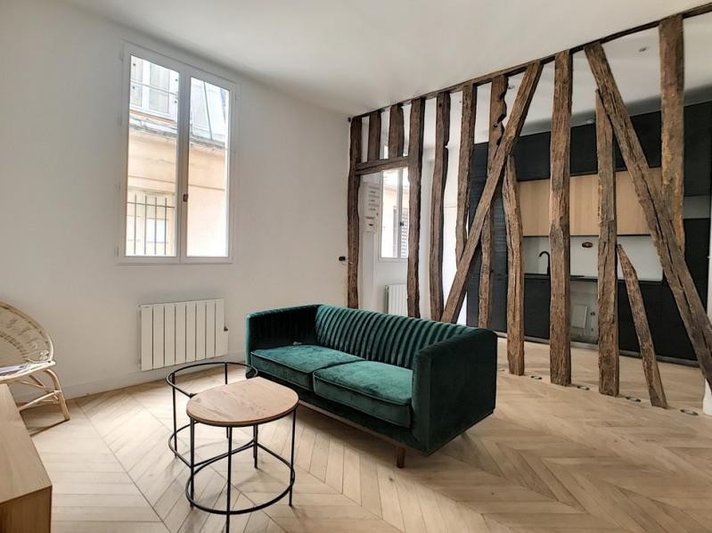 Sale apartment Paris 11ème 645000€ - Picture 1