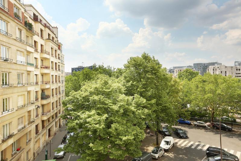 Vente de prestige appartement Paris 17ème 570000€ - Photo 8