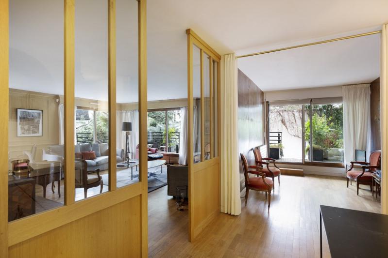 Verkauf von luxusobjekt wohnung Paris 16ème 1950000€ - Fotografie 6
