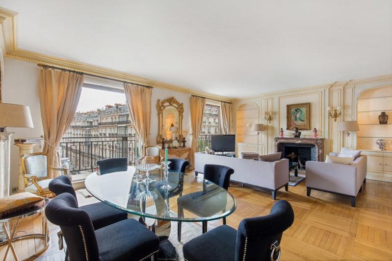 Verkauf von luxusobjekt wohnung Paris 8ème 2500000€ - Fotografie 4