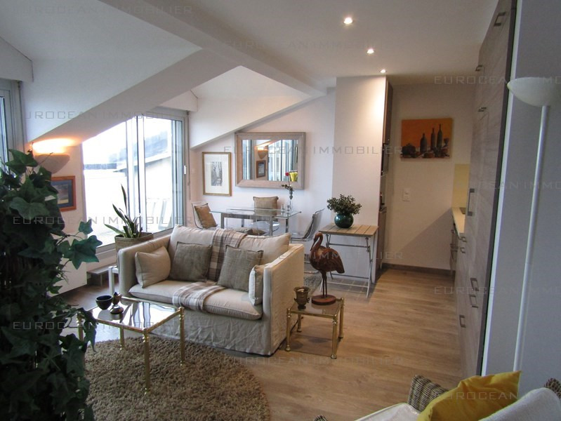 Alquiler vacaciones  apartamento Lacanau-ocean 505€ - Fotografía 4
