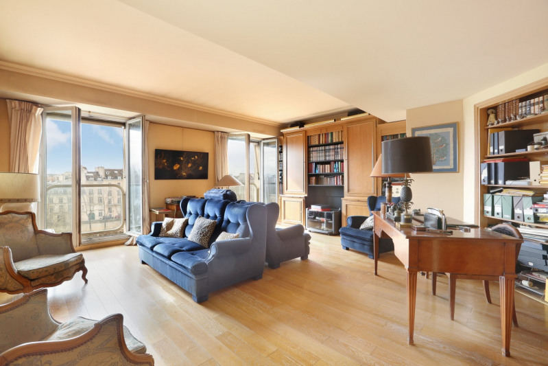 Verkoop van prestige  appartement Paris 4ème 2200000€ - Foto 2