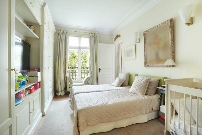 Vente de prestige appartement Paris 16ème 3250000€ - Photo 8