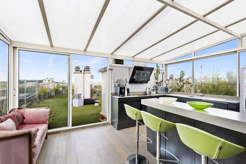 Vente de prestige appartement Saint cloud 1090000€ - Photo 5
