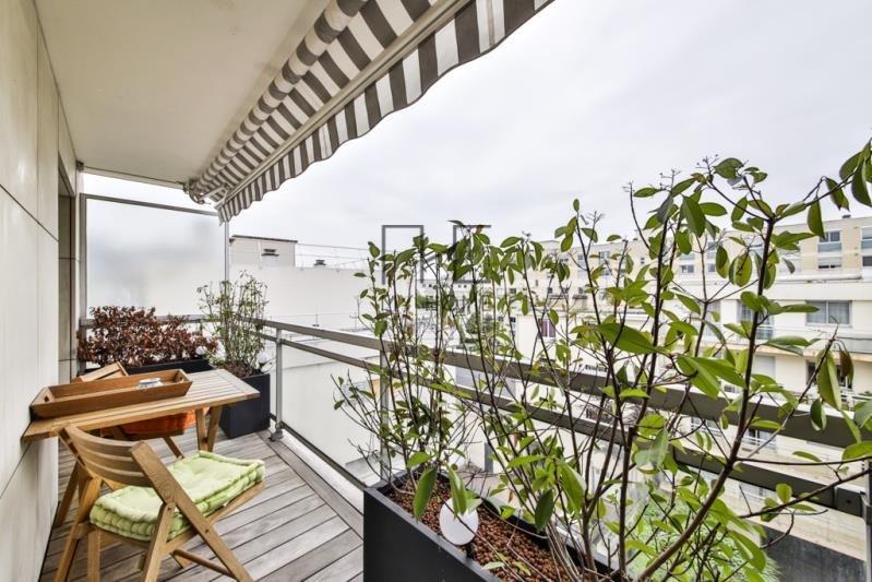 Deluxe sale apartment Levallois perret 920000€ - Picture 2