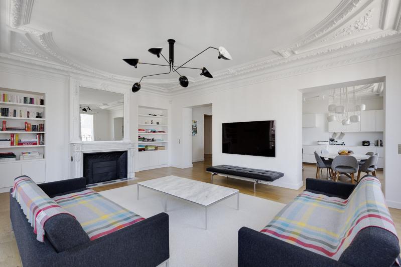 Vente de prestige appartement Paris 8ème 3690000€ - Photo 2