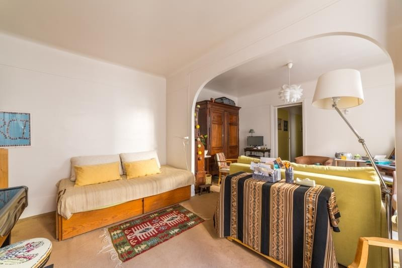Verkoop  appartement Paris 13ème 395200€ - Foto 3
