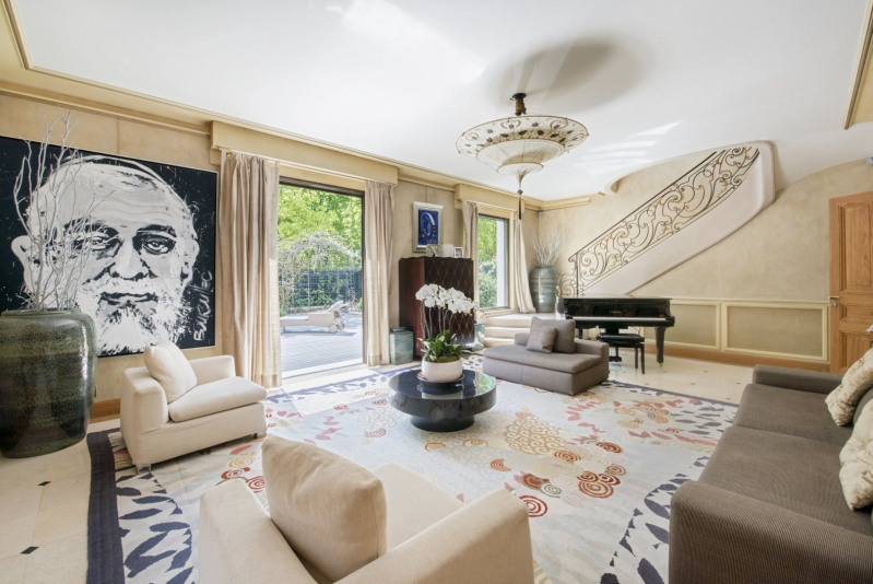 Deluxe sale apartment Neuilly-sur-seine 4840000€ - Picture 6