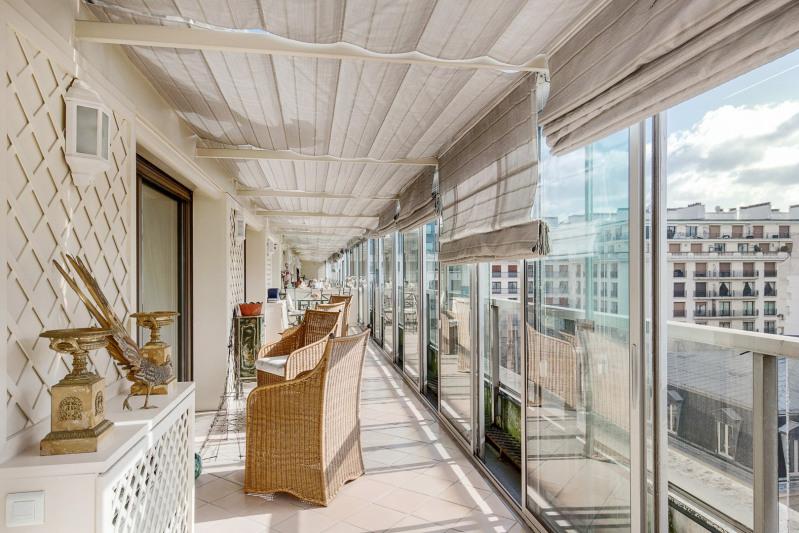 Deluxe sale apartment Paris 8ème 5200000€ - Picture 2