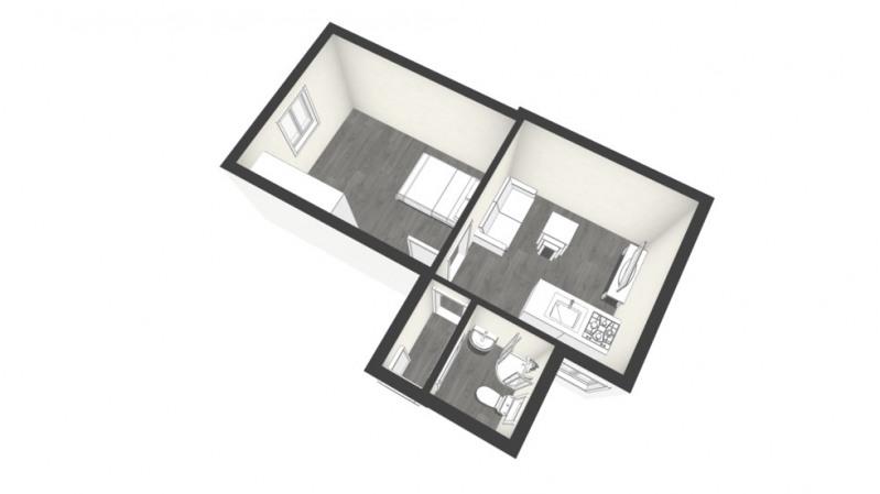 Vente appartement Paris 11ème 285000€ - Photo 6