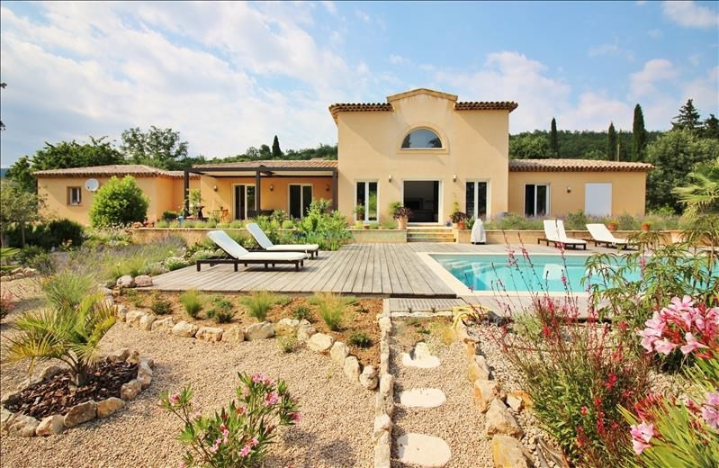Vente de prestige maison / villa Saint cezaire sur siagne 735000€ - Photo 2