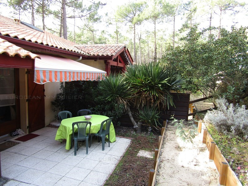 Location vacances maison / villa Lacanau ocean 257€ - Photo 7