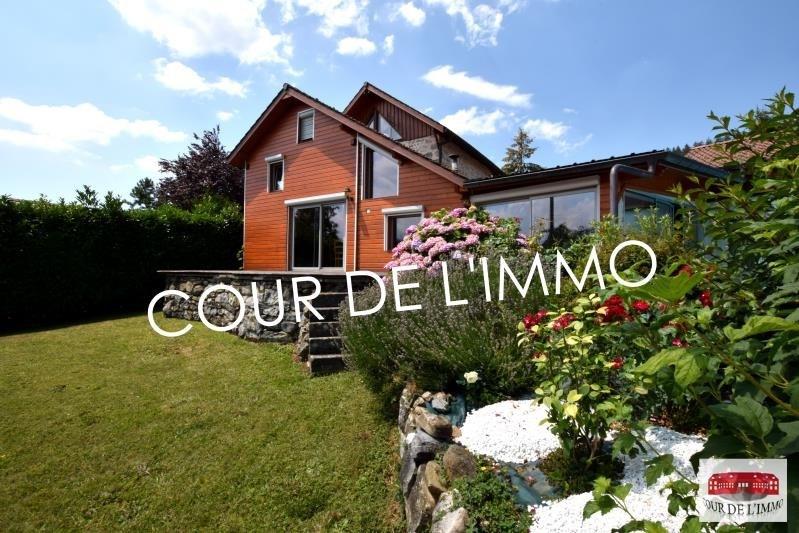 Immobile residenziali di prestigio casa Viuz en sallaz 595000€ - Fotografia 1