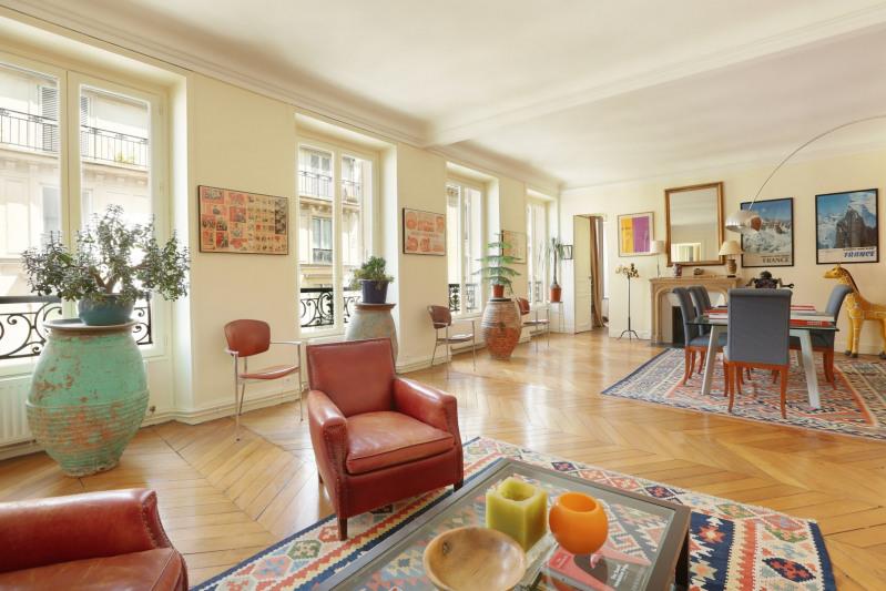 Verkoop van prestige  appartement Paris 9ème 1770000€ - Foto 2