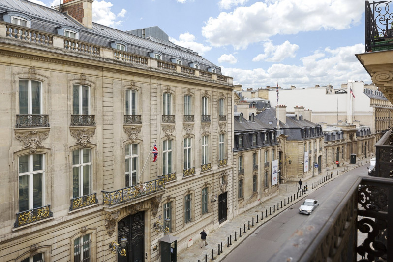 Paris 8th District – A superb apartment in a prime location.