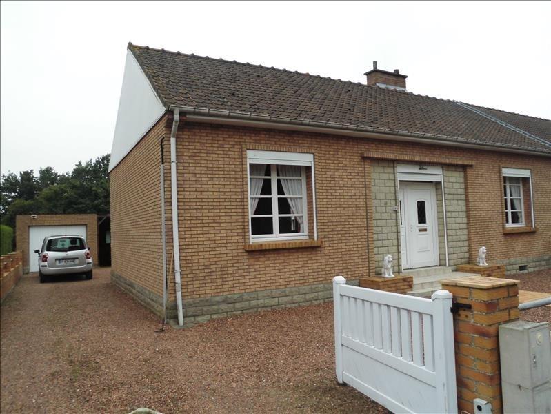 Vente maison / villa Noyelles les vermelles 142000€ - Photo 1