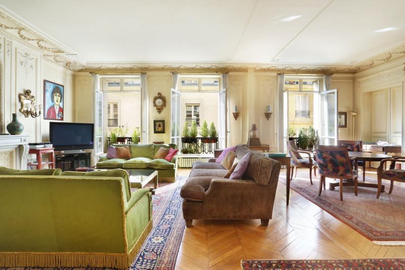 Immobile residenziali di prestigio appartamento Paris 7ème 4100000€ - Fotografia 13