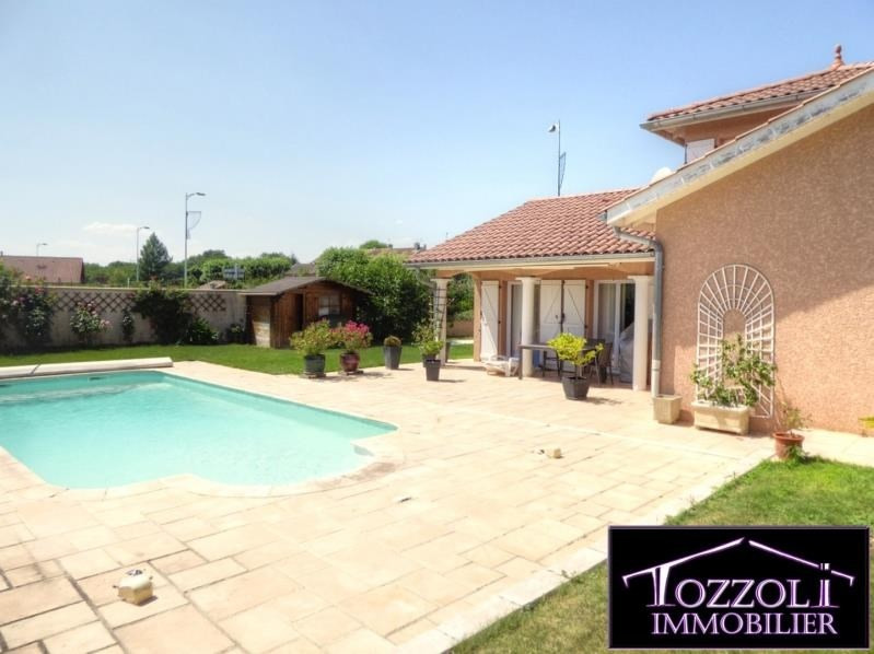 Vente maison / villa Villemoirieu 332000€ - Photo 3