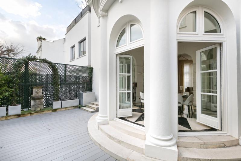 Revenda residencial de prestígio palacete Boulogne-billancourt 3800000€ - Fotografia 5
