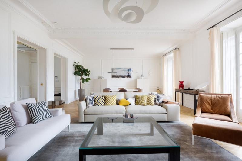Vente de prestige appartement Paris 8ème 3490000€ - Photo 1