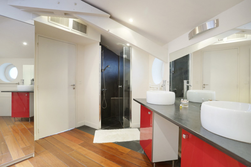 Revenda residencial de prestígio loft Paris 15ème 4495000€ - Fotografia 20