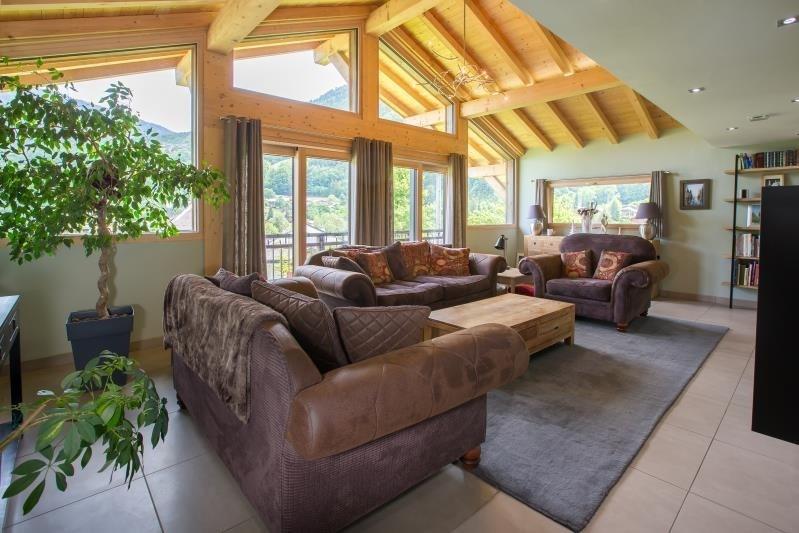Immobile residenziali di prestigio casa Saint jean d aulps 1650000€ - Fotografia 4