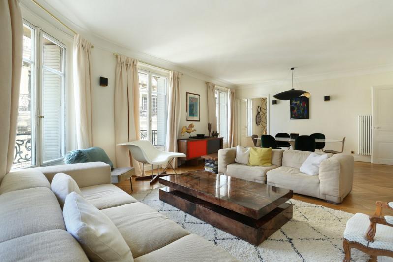 Vente de prestige appartement Paris 8ème 2050000€ - Photo 10