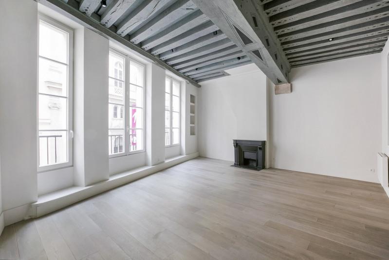 Verkoop van prestige  appartement Paris 1er 895000€ - Foto 1