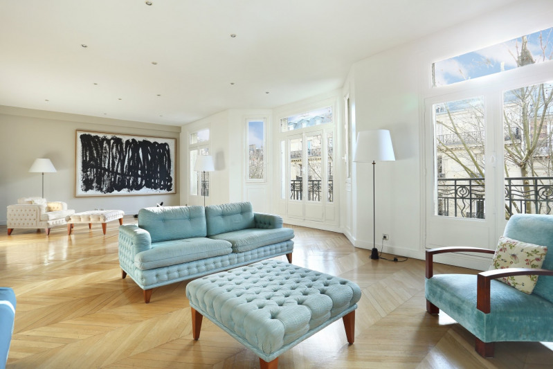 Vente de prestige appartement Paris 7ème 4 980 000€ - Photo 2