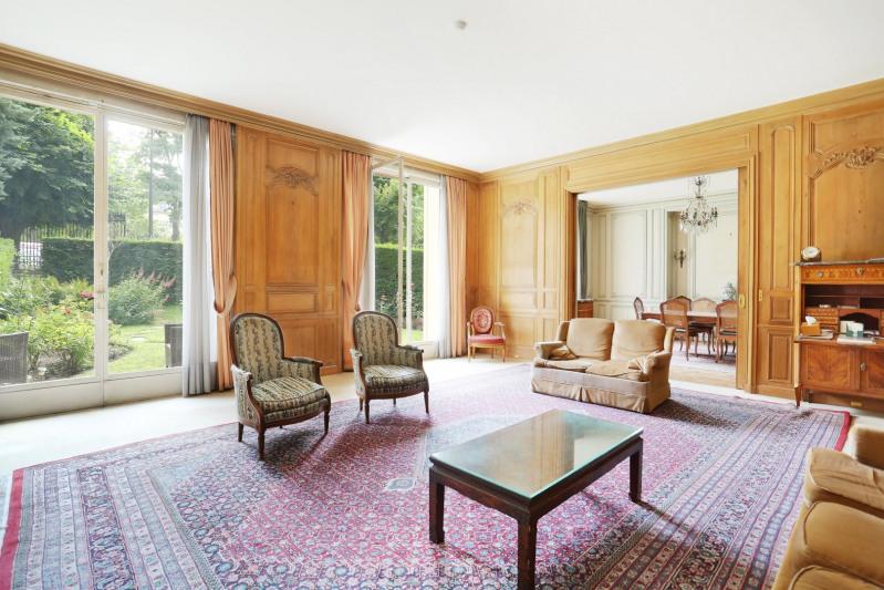 Vente de prestige appartement Paris 16ème 3600000€ - Photo 1