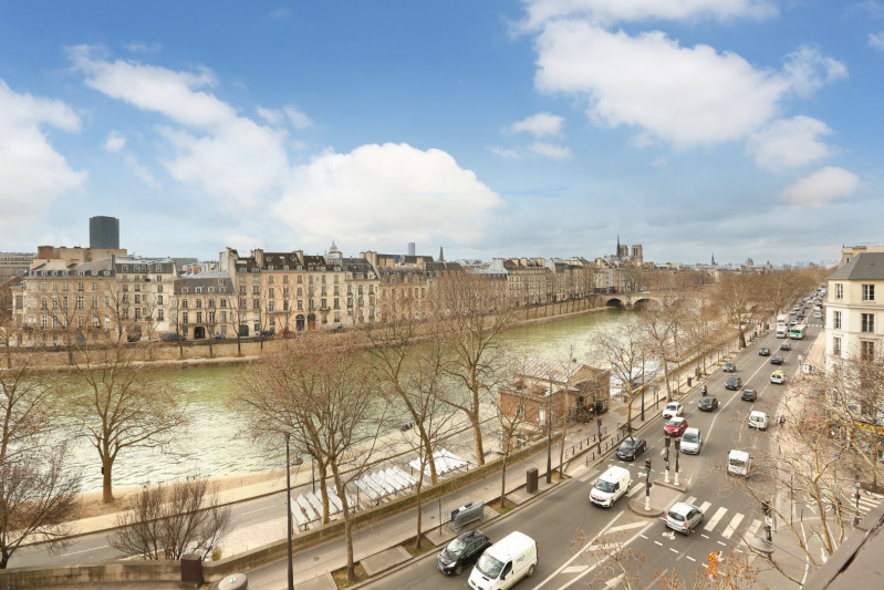Verkoop van prestige  appartement Paris 4ème 2200000€ - Foto 15
