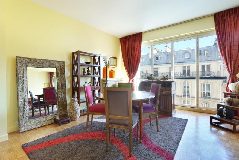 Verkauf von luxusobjekt wohnung Paris 8ème 1470000€ - Fotografie 3