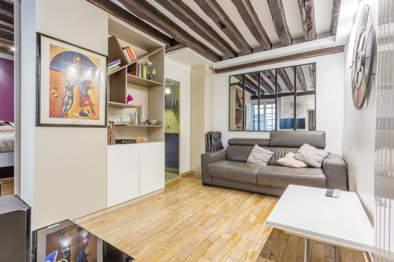 Vente appartement Paris 3ème 330 000€ - Photo 1