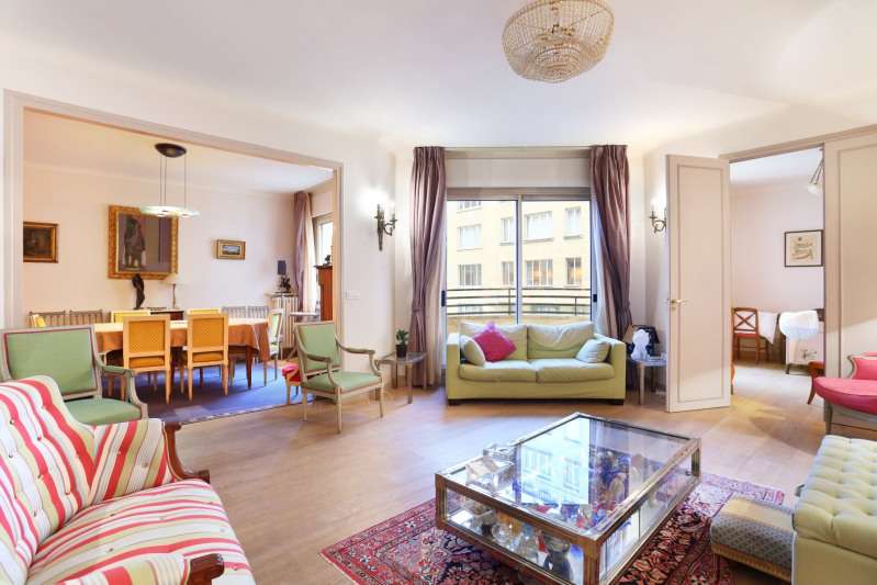 Deluxe sale apartment Neuilly-sur-seine 1495000€ - Picture 2