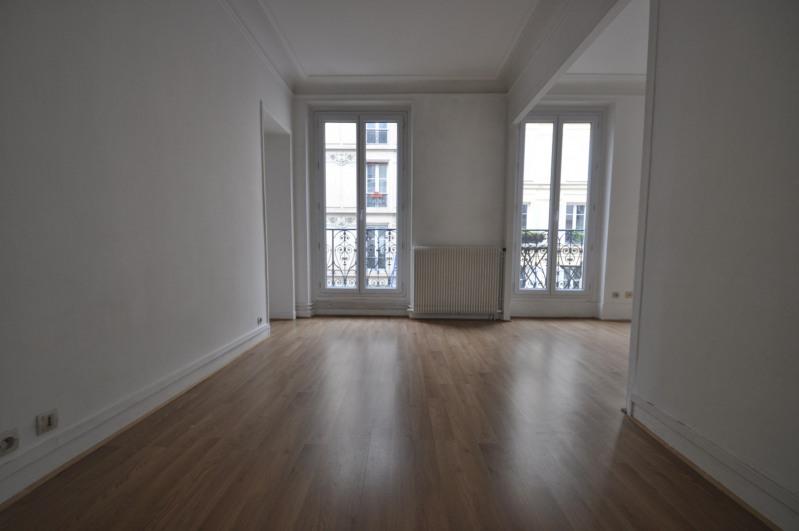 Vente appartement Paris 17ème 530000€ - Photo 1