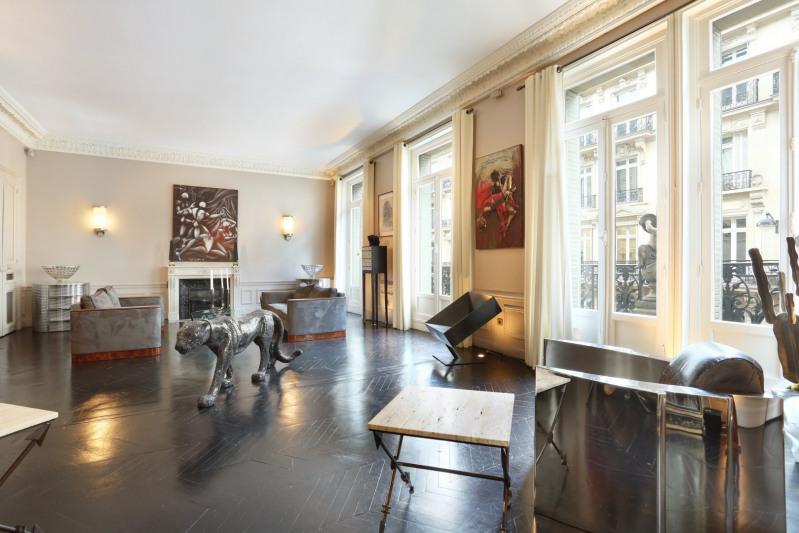 Vente de prestige appartement Paris 8ème 4320000€ - Photo 1