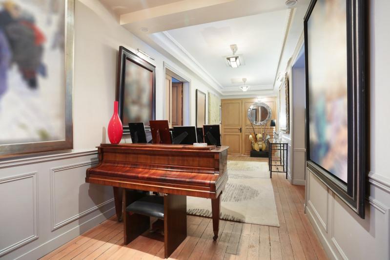 Vente de prestige appartement Paris 16ème 3250000€ - Photo 11